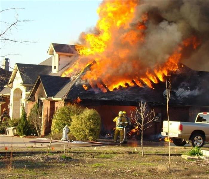 House fires will devastate - Are you prepared for the worst?