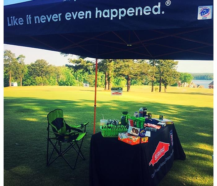 "SERVPRO marketing is ""par for the course""!"