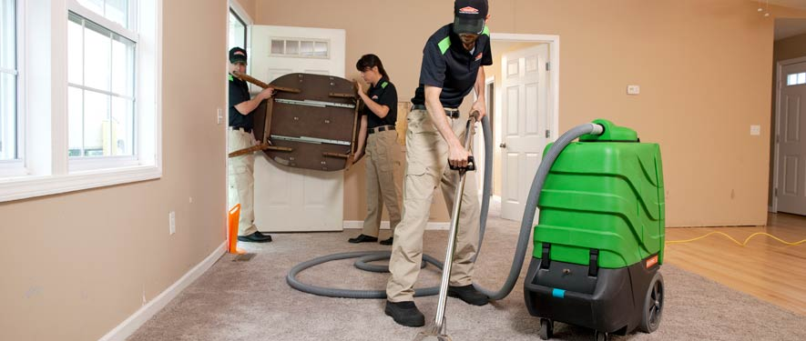 Milledgeville, GA residential restoration cleaning